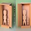 木製人形代(ひとかたしろ)の世界