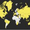 訪問した国を塗りつぶせる、便利なWEBサイト ブログパーツにどうぞ!ついでにお勧めな国をまとめてみた。