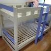 2段ベッドを組み立ててみた!! 思った以上に大変でしたが、めちゃめちゃ喜んでくれました!!!「ローシェンEX2」