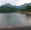 観測史上最速の梅雨明けに森林公園の赤川ダムは渇水の危機に11