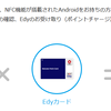 「Edyチャージ」アプリが超絶便利!