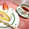【紅茶とお菓子の美味しいペアリング】苺のロールケーキに合う紅茶