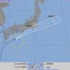 【台風情報】6月27日18時に四国の南で発達中の熱帯低気圧が台風3号『セーパット』へ!予報円の真ん中を進むと本州の南を通過して関東に上陸か!?日本のはるか南には台風4号の卵である熱帯低気圧(95W)も!!