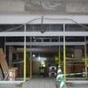 中央図書館改修工事の進捗状況②