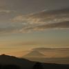 山梨県 北杜市、清里スキー場で富士山等を撮影