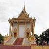 Wat Samrong Andet プノンペン空港から北北東方面5キロくらい。2−1。