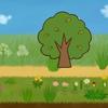 2Dゲーム用のアセット作り・草花の追加
