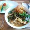 【今日の食卓】田無サワディーちゃおで、カオソーイのランチセット~日本人シェフの店ではあり得ない系の美味しさ