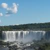 イグアスの滝(3)滝の水量、多くも少なくもなく最高のコンディションでした