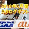 【2019年6月到着】「KDDIの株主優待」カタログギフトの内容を紹介!