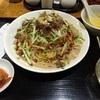 福餃子@曙橋「冷やし担々麺」