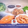 Khám phá [Top 10+] món ăn tốt nhất cho người bệnh gout