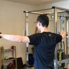 週末だけのトレーニング  〜自分の体重を主に使って〜