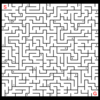 矢印付き迷路:問題19