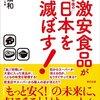 『激安食品が30年後の日本を滅ぼす!』 河岸宏和