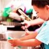 皿洗いのアルバイト歴40時間になったので、皿洗いが早くできるようになる方法とコツを教える。