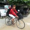 【東南アジア旅13日目】シェムリアップ出発!自転車旅再開!