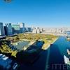 「新しい」ホテル、メズム東京オートグラフ コレクションに行ってきた。テラスから浜離宮を一望できるクラブラウンジが素晴らしかった。