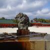 京都の平安神宮を訪問