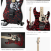 CHARVEL CUSTOM SHOP WARREN DEMARTINI SIGNATURE SAN DIMAS