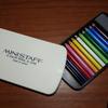MINISTAFF カードサイズの色鉛筆セット
