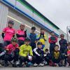 ロードバイク - 三味線R ガーデン周回練 (8周回)