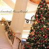 ヒルトン東京お台場のクリスマスデコレーション*2017年11月