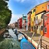 ベネチア ムラーノ島とブラーノ島を訪れたお話