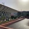猛暑のモロッコ・マラケシュへの旅・マラケシュ メナラ空港とPearl Lounge