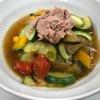 軽度認知機能障害回復プログラム「なつめ」で夏野菜を使った料理をしました