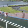 全日本自転車選手権大会トラックレースの二日目