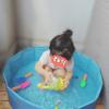 【出すだけ】かんたんおうちでプール遊び!【狭いベランダOK!】