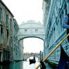 イタリア・ヴェネツィア: ゴンドラに乗る!