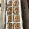 松江のお土産 どじょう掬い饅頭と、今年 初のかき氷!