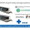 GEのエネルギー貯蔵システムに関する戦略