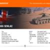 【WOT】 Tier 8 イギリス 課金軽戦車 FV1066 Senlac 車輌性能と弱点【Supertest】