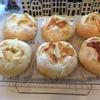 パン教室の 納豆でレッシングは 美味かった