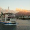 桜島納涼観光船の楽しみ方