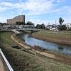 地図子、黒目川を歩く -1 新河岸川合流地点から都県境まで-