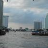 水の都バンコク~流れのある風景