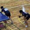 大会…予選会の中心にはなれなくなっても…2021年全日本社会人卓球選手権三重県予選
