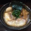 麺屋 優創@大久保の豚骨醤油ラーメン