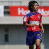 【田中陽子】U-20女子W杯で両足フリーキックを決めた、なでしこ戦士は今