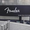 久しぶりに「Fender Music Backstage」に行って来ました!!!