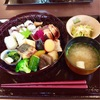 香美市 「いのなかのかわず」のかご盛り定食