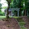 金沢の山奥にひっそりとある由緒ある神社 @国見八幡神社
