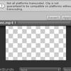 VideoClipのQuality設定しようとしたらエラーが出る