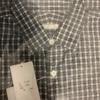 COMOLI 19SSの半袖シャツ。