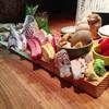 お酒と魚とアイスクリーム。新宿で食べ飲んだ話。