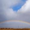 【レア現象】宮城県や山形県など東北地方では滲んだような虹の目撃情報が!正体はにわか雨の前兆とも言われる『過剰虹』だった!虹の中には『環水平アーク』・『白虹』など地震の前兆と呼ばれているものも!